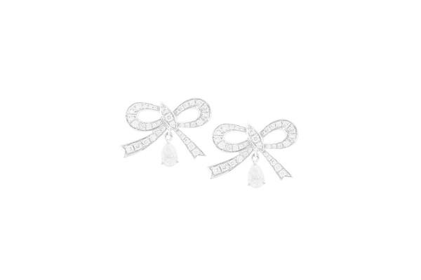 Flying Diamond Earrings