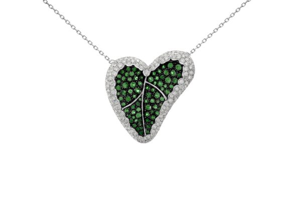 Revived Heart Pendant
