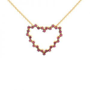 Harmony Heart Pendant