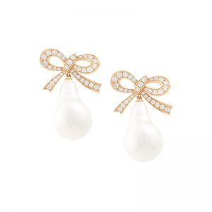 Flying Pearl Earrings