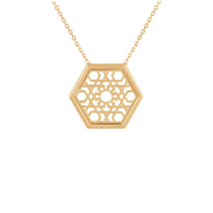 Hexagone Pendant